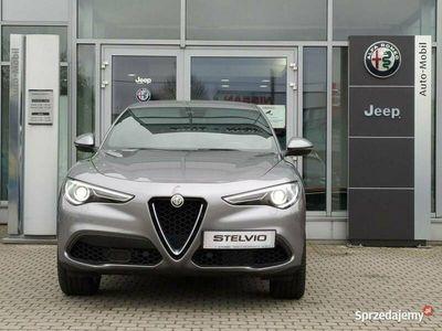 używany Alfa Romeo Stelvio 2dm 280KM 2018r. 29 000km