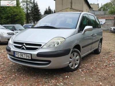 gebraucht Citroën C8 2dm3 110KM 2004r. 283 000km 2004r 2.0 hdi 110km Manual 7 miejsc Możliwa Zamiana i Gwarancja