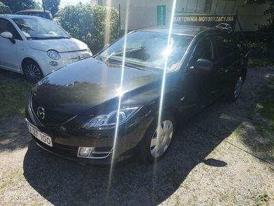 used Mazda 6 1.8dm 120KM 2008r. 151 000km