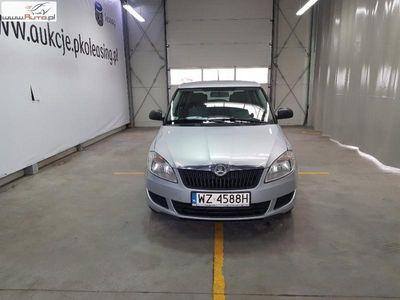 używany Skoda Fabia Fabia 1.6dm3 90KM 2013r. 136 629km II Hatchback 10-15,1.6 TDI DPF Active Plus