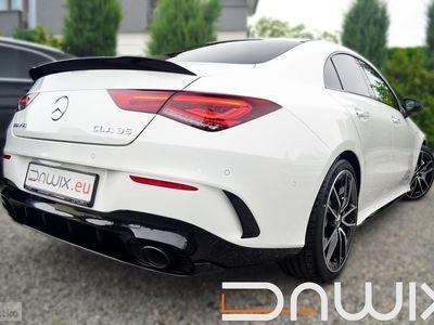 używany Mercedes CLA35 AMG Klasa CLA AMG/306KM/ 4MATIC Coupé - rocznik 2020 !!!