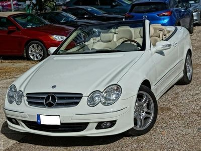 używany Mercedes CLK350 Klasa3.5V6 272KM