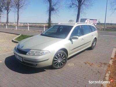 używany Renault Laguna II 1,8 benz. 2002r. kombi opłacony !!!