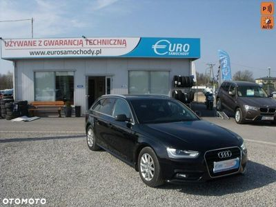 używany Audi A4 LED xenon navi l. gwa. 1 rok 2.0 Salon Polska 2.0 TDI Led / xenon automatyczna klima.