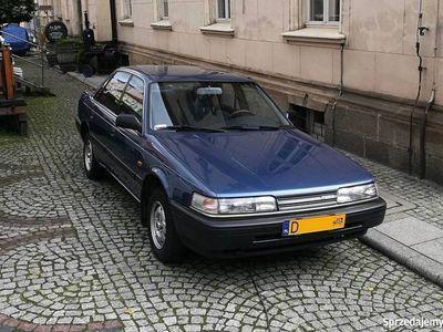 używany Mazda 626 Pojazd Zabytkowy Kupiony w PEWEX-ie