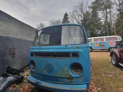 używany VW T2 ogórek