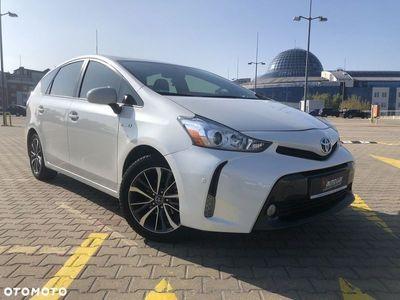 używany Toyota Prius 1.8dm 136KM 2017r. 10 400km