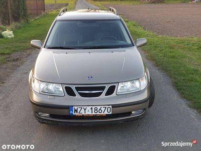 używany Saab 9-5 zadbane aero 2.3t+lpg