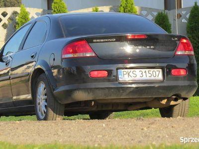 używany Chrysler Sebring