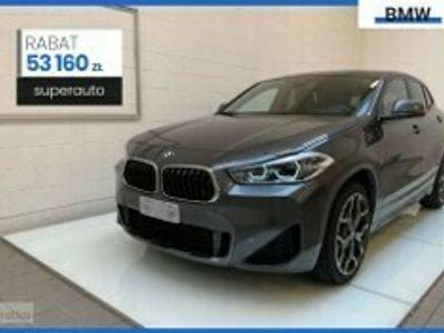 używany BMW X2 xDrive20i M Sport X (192KM) | Business Class + Advanced Parking