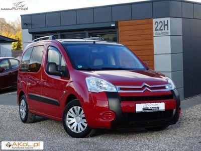"""używany Citroën Berlingo 1.6dm3 90KM 2009r. 175 000km 1.6HDi """"Multispace"""""""