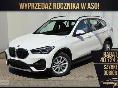 używany BMW X1 golas 1.5 sDrive18i (140KM) | NAWIGACJA + czujniki | WYPRZEDAŻ ROCZN, Chorzów