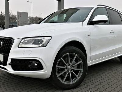 używany Audi Q5 I (8R) 2.0 TDI 190 KM Quattro S tronic Webasto FV 23%, Kraków