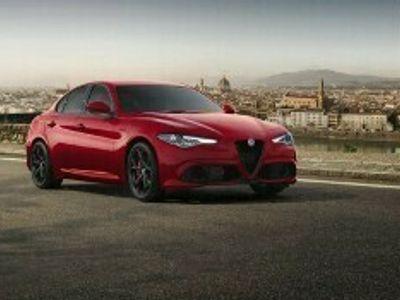 używany Alfa Romeo Giulia rabat: 16% (37 150 zł)