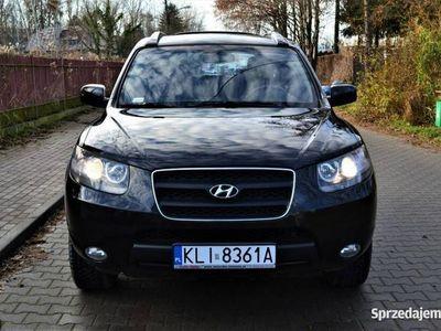 używany Hyundai Santa Fe 2.2dm 155KM 2007r. 203 000km