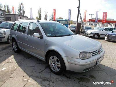 używany VW Golf IV 1.9dm 100KM 2003r. 397 000km