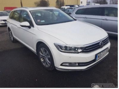 used VW Passat kombi