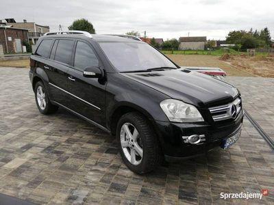 używany Mercedes GL420 CDI V8 4Matic Webasto Zarejestrowany/Zamiana