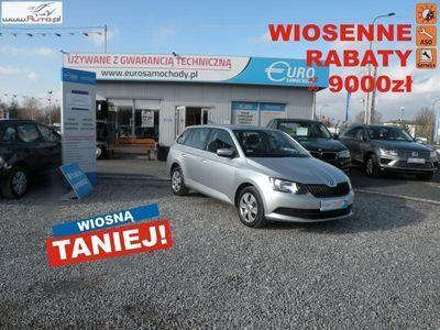 używany Skoda Fabia 1.4dm3 2014r. 90 000km Salon Polska F-vat Gwa 1 rok