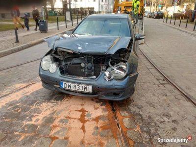 używany Mercedes C220 CDI (W203) sport-coupe