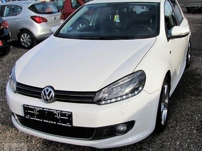 używany VW Golf VI R-LINE Asystent -parkowania, Gryfice