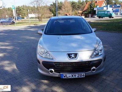 używany Peugeot 205 307 1.6dm3 80KM 2005r.000km Import z Niemiec. Opłacony. Faktura Marża. Bardzo ładny. Gwarancja