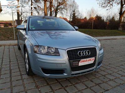 używany Audi A3 1.9dm3 105KM 2006r. 224 960km 1.9 TDI BLS Klima Navi Alusy Komp 6x AirBag Opłaty *GWARANCJA*