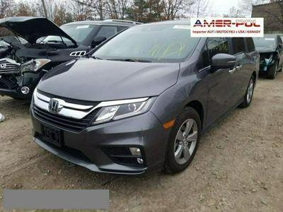 używany Honda Odyssey 3.5dm 280KM 2019r. 19 000km