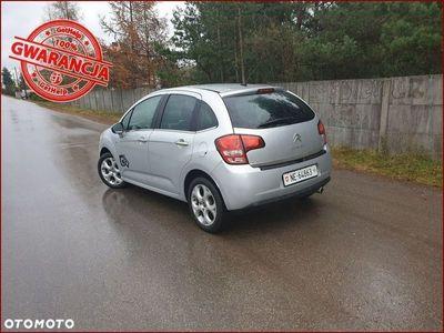 używany Citroën C3 1.6dm 120KM 2010r. 129 000km