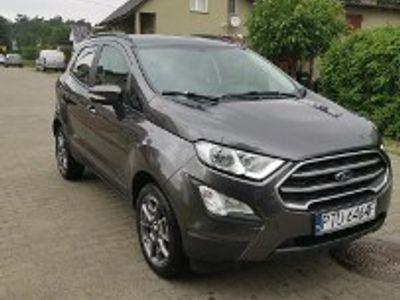 używany Ford Ecosport II 1,0i 125KM Klima Przebieg 17292km