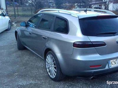 używany Alfa Romeo 159 2.4 jtdm 200l,