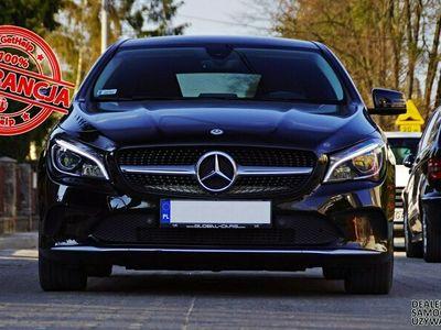 używany Mercedes CLA220 CLA 220 CDI 4Matic Pakiet AMG Navi LED - Przepiękny - Gwarancja Raty Zamiana