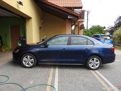 używany VW Jetta Hybrid 2013 1.4 TSI + (150 KM + 27KM)