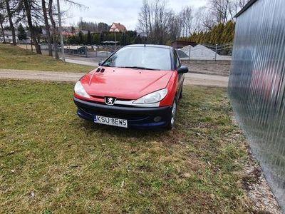 używany Peugeot 206 *1.4 benzyna* + Gaz + el. szyby + nowe opony [20