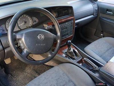 używany Opel Omega B FL 2.2 dti 2001 OC na rok