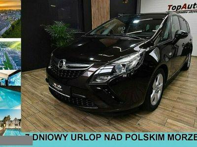używany Opel Zafira 1.4dm 140KM 2013r. 172 000km