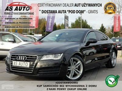 używany Audi A7 3dm 245KM 2011r. 179 000km
