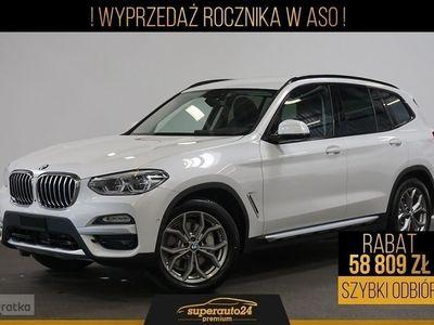 używany BMW X3 II (F25) 2.0 xDrive20d (190KM) | XLINE + Connected Drive Plus | WYPRZEDAŻ 201, Chorzów