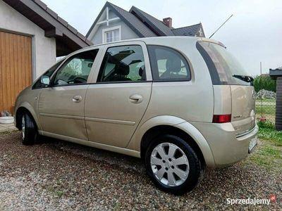 używany Opel Meriva 1,6 105 KM