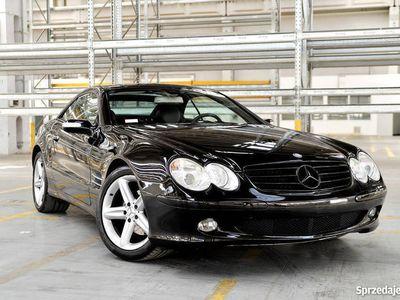 używany Mercedes SL500 stan wzorowy 2006 rok