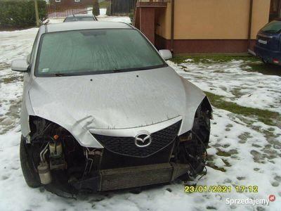 używany Mazda 3 1,6 diesel części