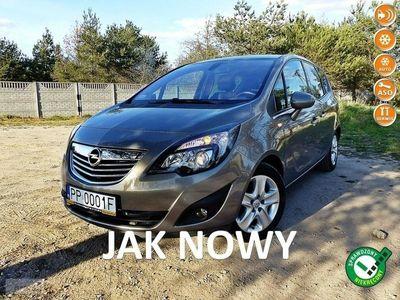 używany Opel Meriva 1.4 TURBO*COSMO*Climatronic*Półskóry*Pełna Elektryka*Super Stan*ZOBACZ II (2010-)