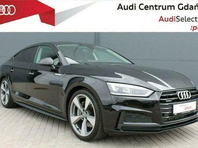 używany Audi A5 2dm 245KM 2019r. 7 492km