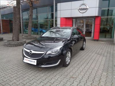 used Opel Insignia 2dm3 170KM 2015r. 200 850km EDITION