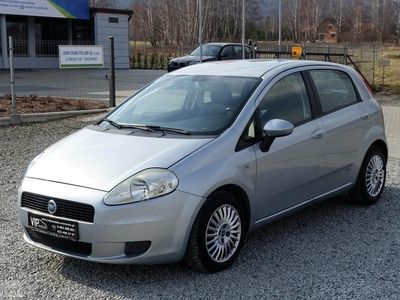 brugt Fiat Grande Punto 1.2 65KM KLIMA LPG GAZ KLIMA BEZ KOROZJI