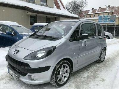 używany Peugeot 1007 compact