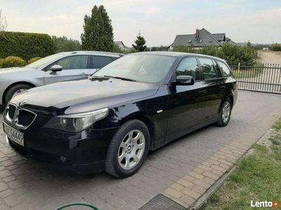 używany BMW 530 doinwestowany, bezwypadkowy, gwarancja przebiegu E60 (2003-2010)
