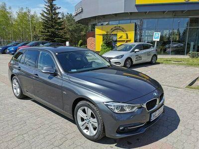 używany BMW 320 Seria 3 d xDrive M Sport Shadow
