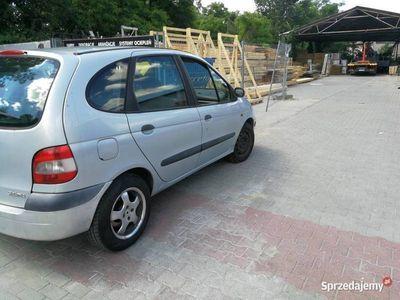 używany Renault Scénic 2001r Lift 1.9 Dci Długo Opłaty Okazja!