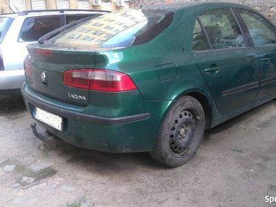 używany Renault Laguna - ubezpieczony i zarejestrowany w kraju.